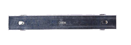 "Ammunition Mauser Broomhandle Stripper ""DWM"" Clips . Ref. #H1"